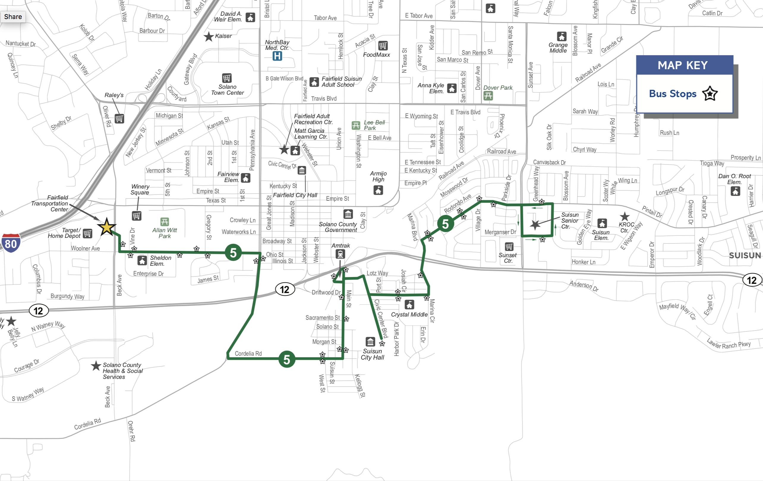 Image for Route 5