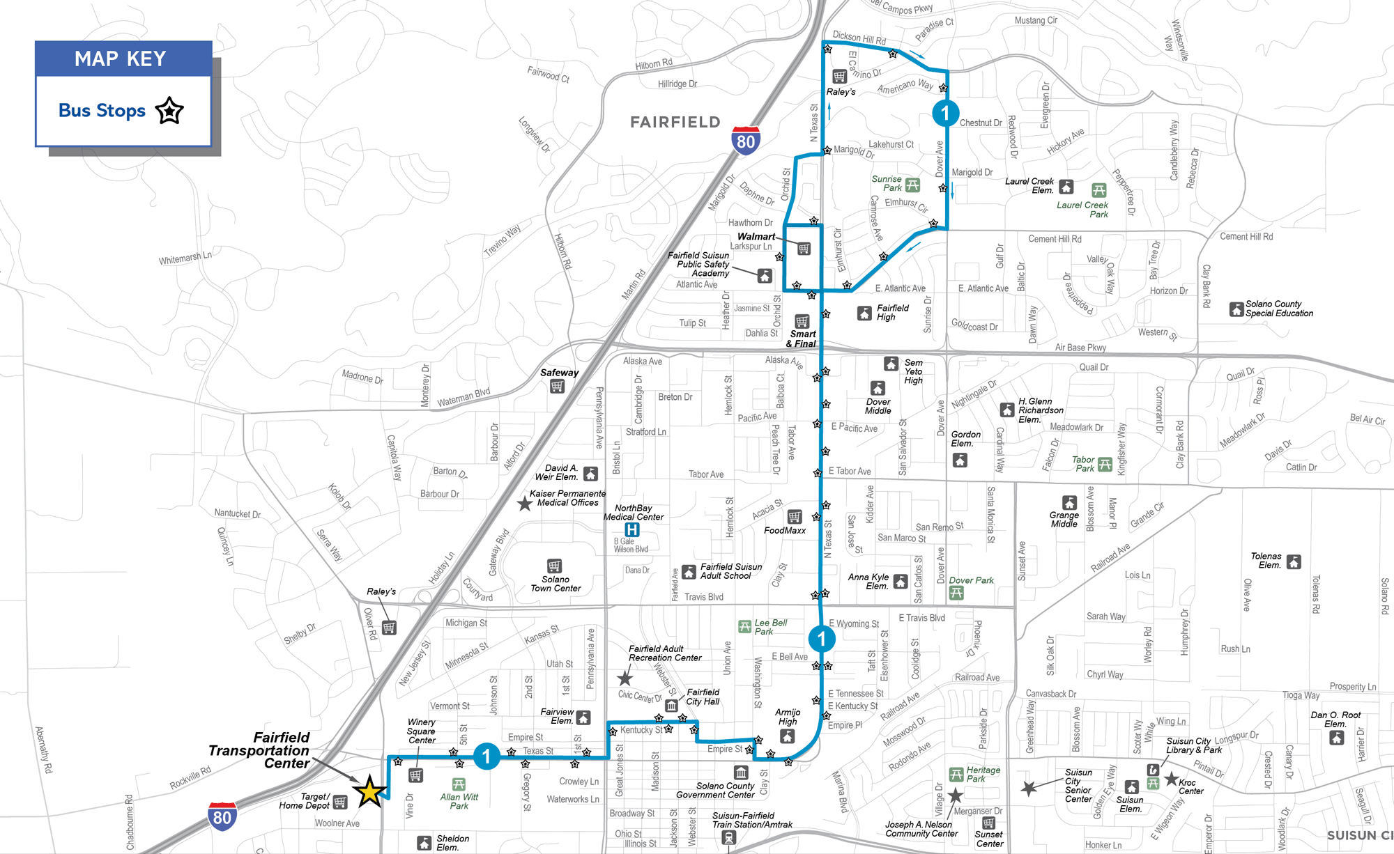 Image for Route 1