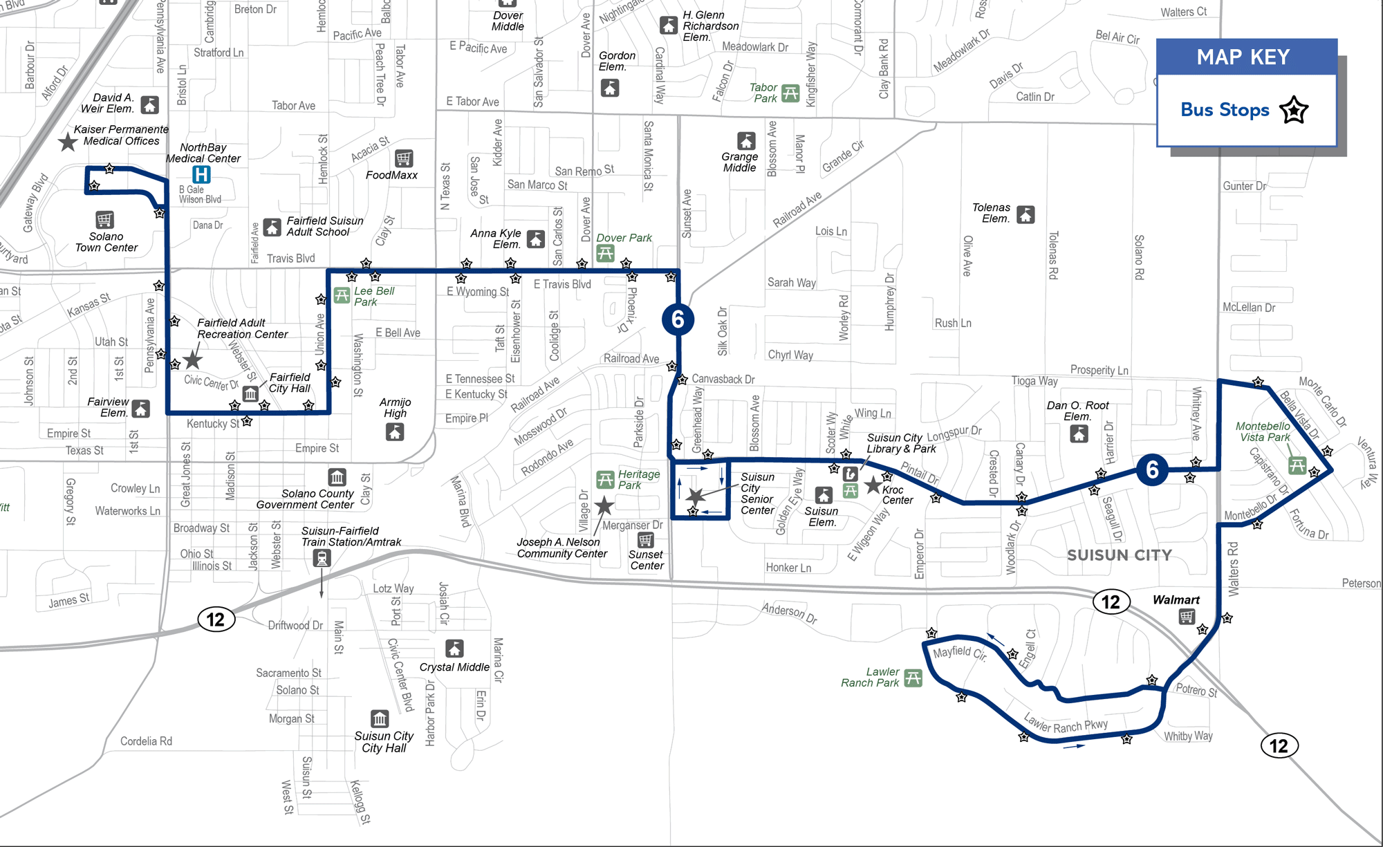 Image for Route 6