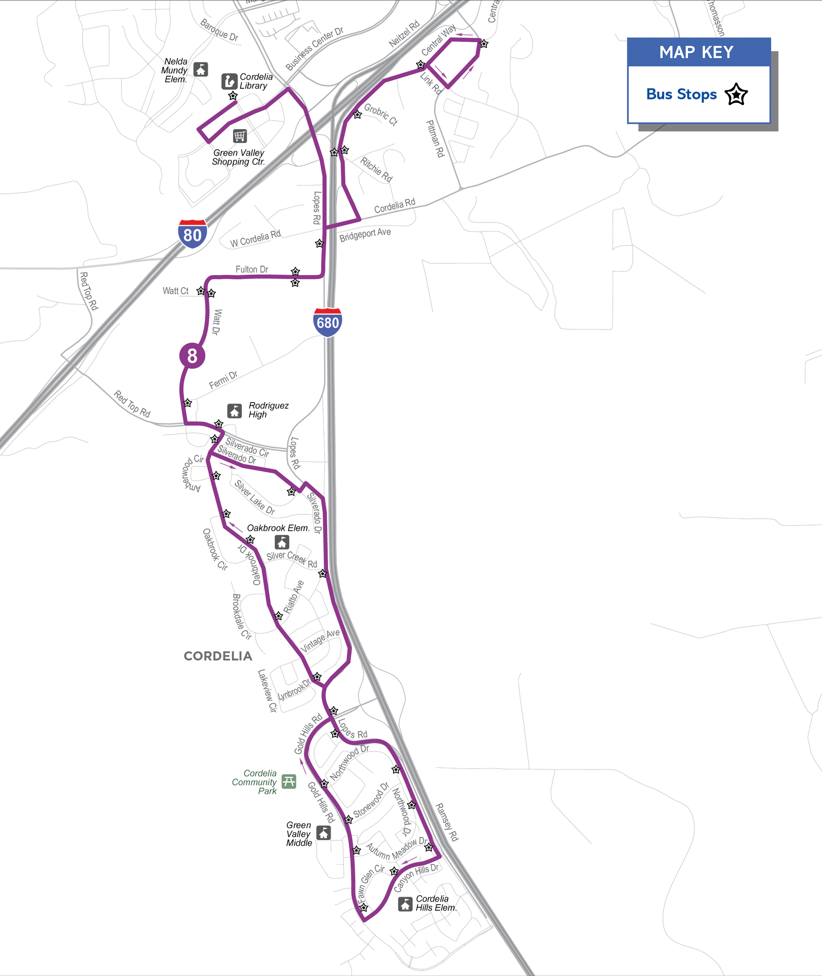 Image for Route 8