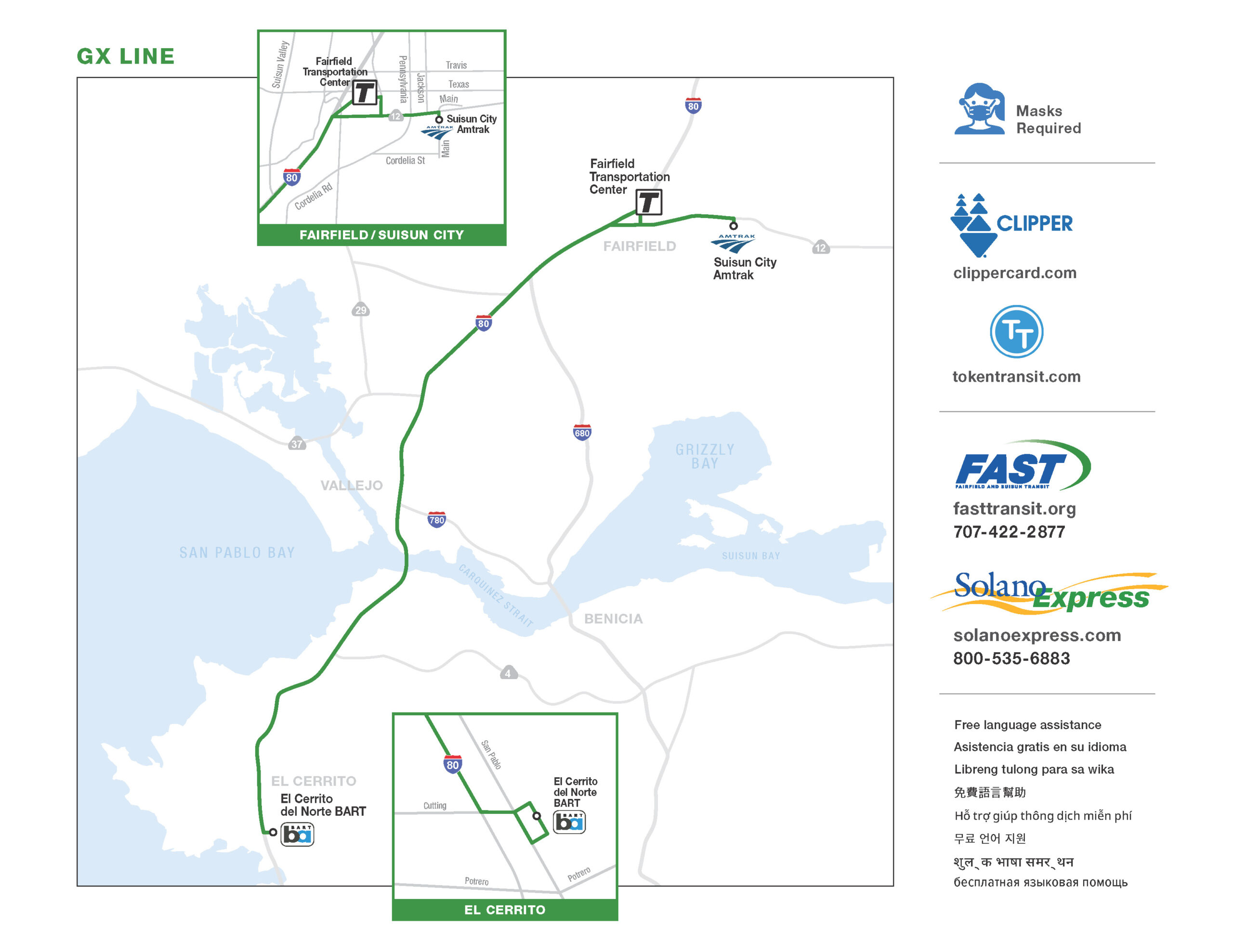 Image for FAST Green Express – GX